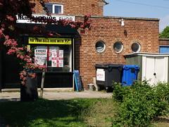 Thirties Stamford 002 (FrMark) Tags: uk england building retail architecture century shopping town thirties britain moderne lincolnshire domestic gb vernacular british stamford c20 deco 20th northfields twentieth