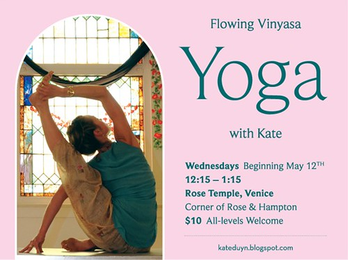 Yoga with Kate