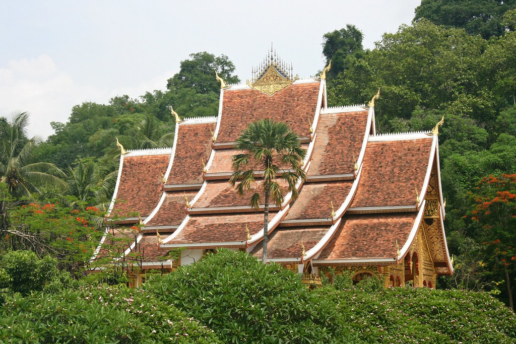 Laotian architecture at its best