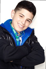 ICONIC BOYZ: nick (<33~LEXIE~<33) Tags: blue boy hot smile eyes pretty nick adorable jacket spike iconic thirteen spiked fohawk fowhawks