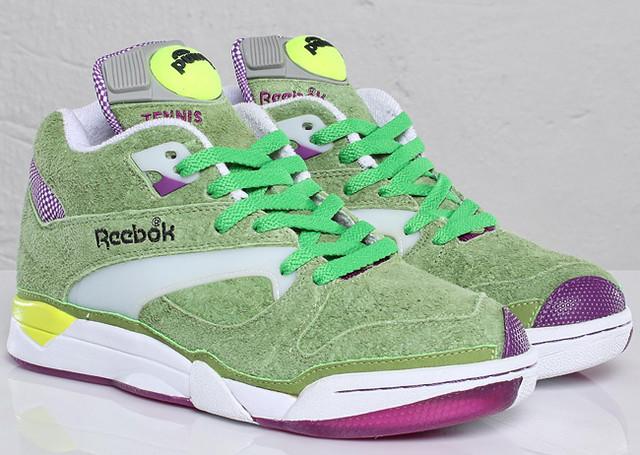 Reebok Court Pump Victory - Wimbledon