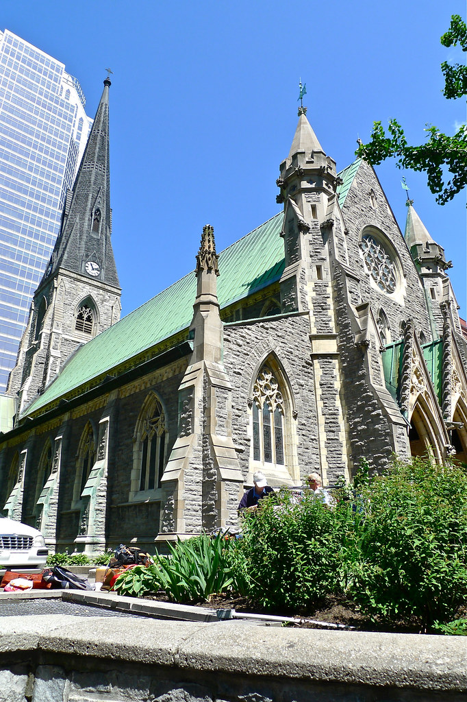 Copyright Photo: Christ Church Cathedral - Montreal 3 by Montreal Photo Daily, on Flickr