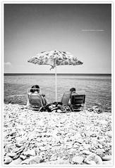 Relax (iSalv) Tags: family sea italy beach canon relax eos italia mare imac famiglia ps calabria spiaggia sud bellezza lightroom meridione rosetocapospulico 1000d silverefexpro2