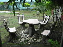 GARDEN SET (PINOY PHOTOGRAPHER) Tags: world trip travel asia tour philippines filipino bicol pinoy pilipinas iriga camsur