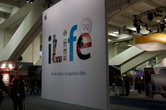 Apple iLife banner