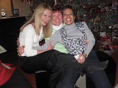 It's Still Christmas At Our House 007 (Momma Gadz) Tags: christmas friends dinner heidi jan linda