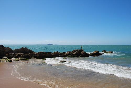 Praia da paciência - Penha - SC