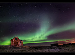 Timeless (orvaratli) Tags: old travel sky house green abandoned landscape star iceland aurora northernlights auroraborealis borealis icelandic solarstorm magneticstorm mywinners Astrometrydotnet:status=failed Astrometrydotnet:id=alpha20090276910241 arcticphoto rvaratli orvaratli