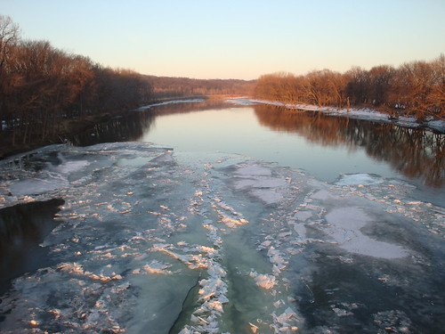 Ice on the Wabash