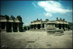 Vithala Temple - Hampi (bohemian2005) Tags: india karnataka anoop bohemian hampi noop anoopv