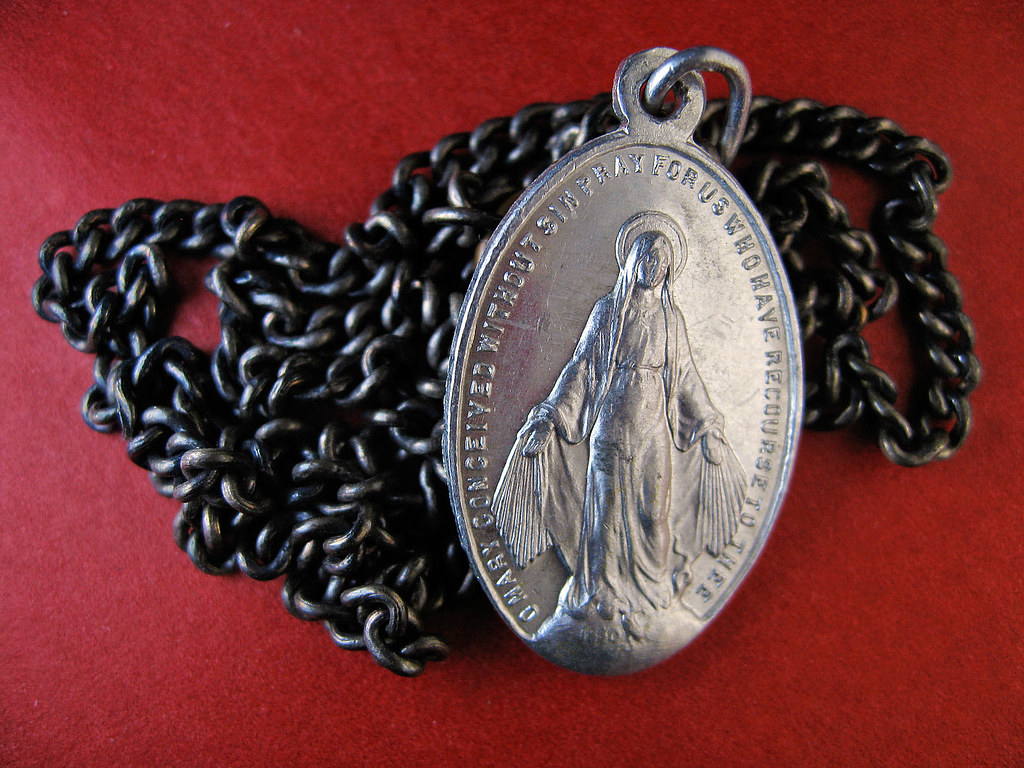 Mary Macro on Silver