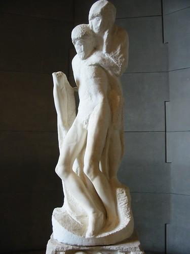 Pieta Rondanini van Da Vinci