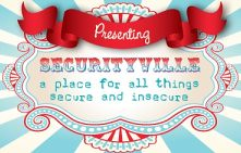 Securityville Button