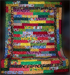 Food Fight! quilt