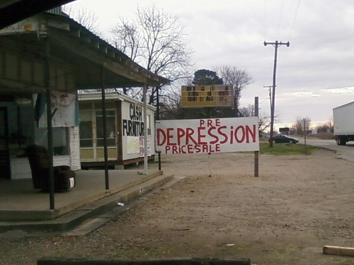 Pre-Depression by keithelder.