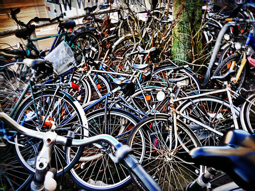 bicis a Munster by Perrimoon, on Flickr