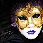 Mysterious Carnival of Venice