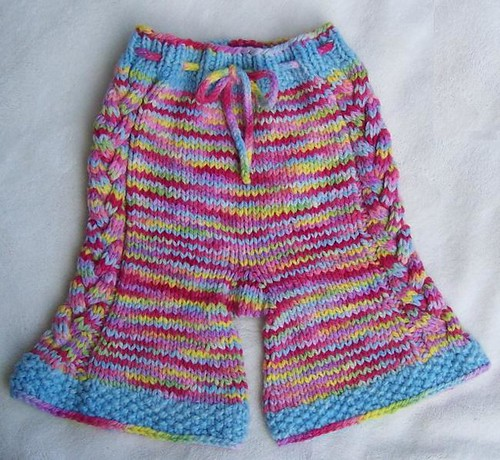 "A Time To Dye ""Eden"" shorties"