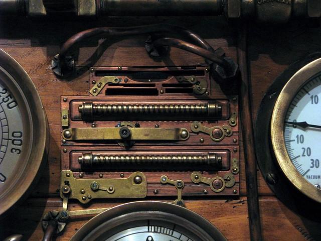 SteamPunk Frankenstein Computer - By Dana Mattocks