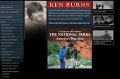 Ken Burns loses GM sponsorship
