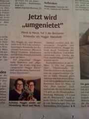 "WAZ-Artikel: Jetzt wird ""umgenietet"""