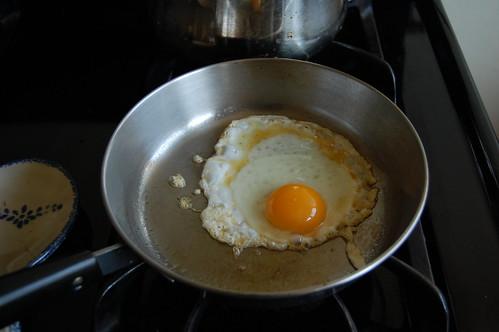 Veggie Bibimbap (w/egg)