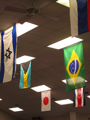 Mission Flags