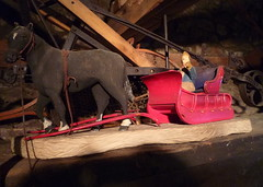 horse & sleigh