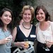Sancta Alumnae - Champagne in the Quad