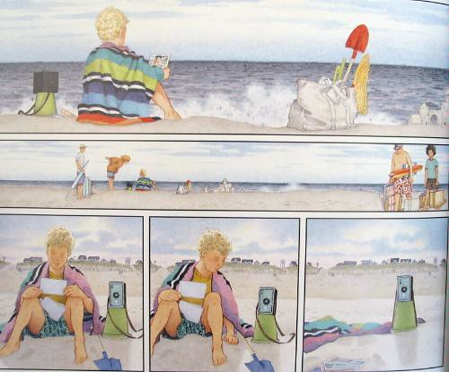 Top 100 Picture Books #77: Flotsam by David Wiesner