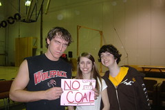 help michigan's children breathe easier (Ecology Center) Tags: nocoal sanocoal