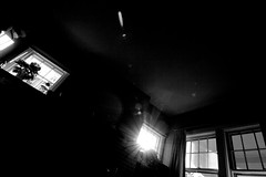 _MG_5732-2 (k.a. gilbert) Tags: light shadow bw sun window livingroom flare 116 lightroom uwa tokina1116mmf28