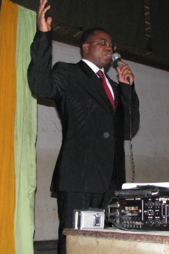 ADG pasteur Wingulwa Balongelwa Cosma