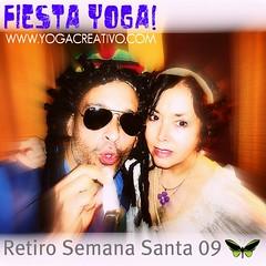 Retiro Yoga Semana Santa 09-15