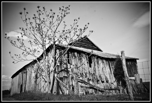 old virginia barn