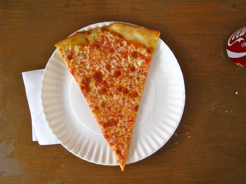 Cheap-Slice Showdown: St. Marks 2 Bros. Pizza vs. 99 Cent Fresh Pizza