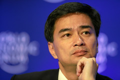 Abhisit Vejjajiva - World Economic Forum Annual Meeting Davos 2009