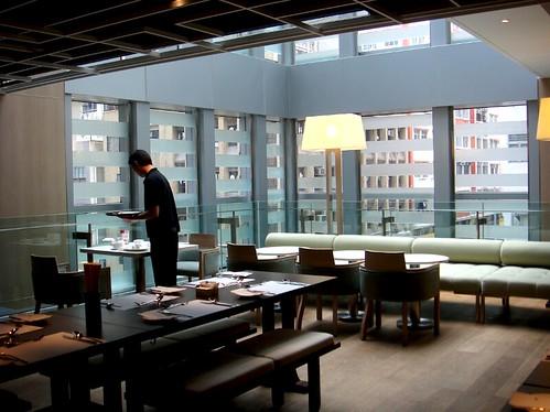 jimwang0813 拍攝的 仁民飯店早餐。