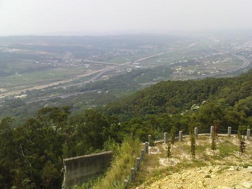銅鑼雙峰山