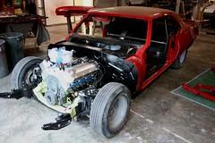 "1969 Dynacorn Camaro Engine • <a style=""font-size:0.8em;"" href=""http://www.flickr.com/photos/85572005@N00/3492417977/"" target=""_blank"">View on Flickr</a>"