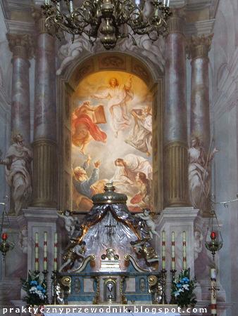 kościół i klasztor oo. Pijarów w Krakowie