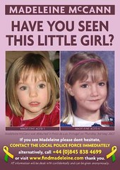 Have You Seen _ Madeleine McCann - Maddie ?