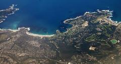 2009_04_19_lax-sfo_229 (dsearls) Tags: ocean california sea flying surf pacific wind aerial pch pacificocean carmel pebblebeach centralcoast us1 carmelbythesea windowseat windowshot pacificcoasthighway laxsfo anthropocene 20090419