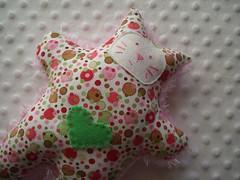 Cat Cuddly (sammybhandmade) Tags: baby children comforter madeit sammybhandmade