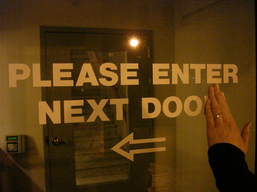 Please Enter Next Doo