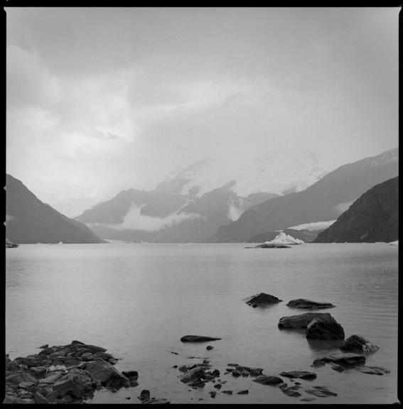Onelli Bay, Los Glaciares National Park, Argentina