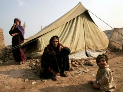 swat valley refugees