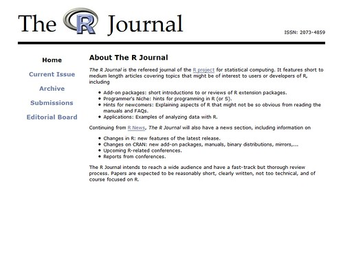The R Journal