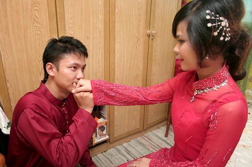 Tunang Wan & Yanie