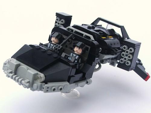 Neo Blacktron Landspeeder